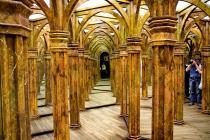 Новый зеркальный лабиринт открылся в Праге