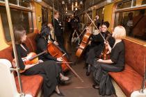 В пражском метро пройдут музыкальные концерты