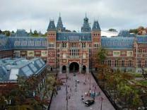В Амстердаме после реконструкции откроется Рейксмузеум