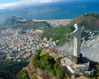 Первый прямой пассажирский рейс из Москвы прибыл в Рио-де-Жанейро