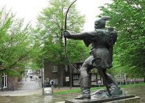 Робин Гуд привлечет туристов в Ноттингем