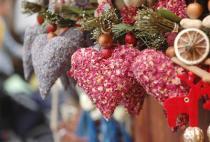 Немецкая рождественская ярмарка пройдет в Москве