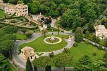 Туристы могут посетить Ватиканские сады