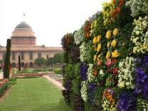 В Индии открыт доступ в Могольские сады