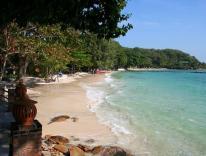 Пляжи тайского острова Самет все еще небезопасны