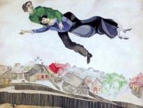 Выставка Марка Шагала открывается в Третьяковской галерее