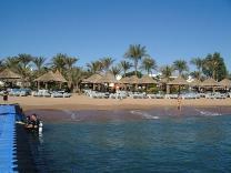 В Шарм-эль-Шейхе снова разрешено купание в море