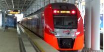 Из Москвы в Смоленск будет ходить скоростная электричка