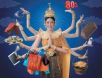 В Таиланде объявлена большая распродажа