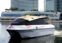 В Дубае появились новые водные такси