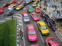 Тайских таксистов будут штрафовать за недобросовестность