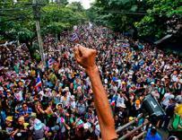 Оппозиция Таиланда начинает «закрывать Бангкок»