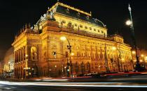 Национальный театр в Праге снова открывает сауну