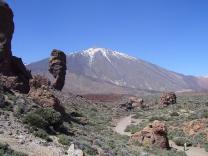 Тейде - самый посещаемый национальный парк