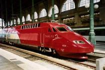 Thalys распродает билеты на будущий год