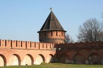 Тульский кремль можно посещать бесплатно и по вечерам