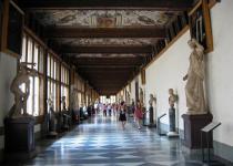 Галерея Уффици предлагает экскурсию незрячим посетителям