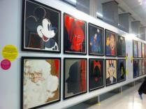 Бесплатная выставка Энди Уорхола проходит в Милане