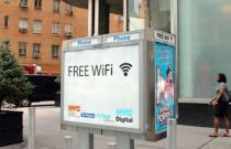 В Москве появятся Wi-Fi-таксофоны
