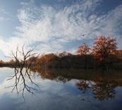 """В самарском национальном парке для туристов открыли """"Ведьмино озеро"""""""