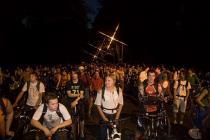 Ночные велоэкскурсии пройдут в России, Великобритании и Италии