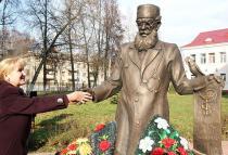 Памятник ветеринару появился в Витебске