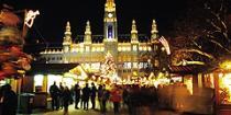Вена готовится к Рождеству