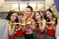 Вьетнамскую авиакомпанию оштрафовали за танцы на борту