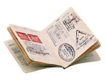 В Калининграде откажутся от штампов в заграничных паспортах