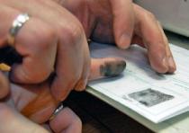Эстонцы будут собирать отпечатки пальцев с туристов при оформлении визы