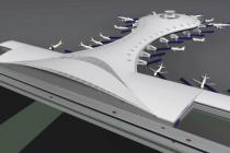 Новый терминал Внуково начал обслуживать вылетающие рейсы