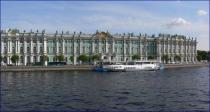 В Петербурге аквабусы будут останавливаться у Эрмитажа