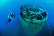 Подводная фотовыставка проходит в Италии