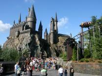 Парк, посвященный Гарри Поттеру, откроется в Японии