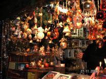 В Париже открываются рождественские ярмарки