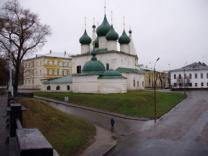 Ярославль готовится отметить 1000-летие без туристов