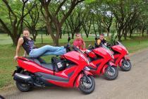 На мотоцикле по Таиланду. День 4