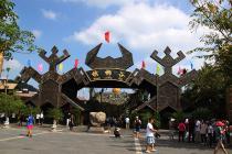 Пресс-тур в рамках Первого Международного туристического Саммита на острове Хайнань (Китай). День 7