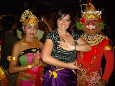 День рождения на Бали