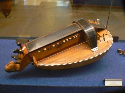Диковинный инструмент