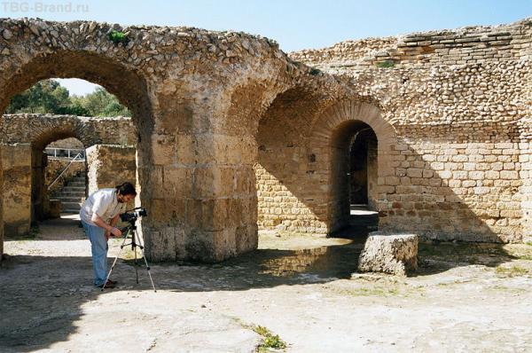 Руины Карфагена - 2