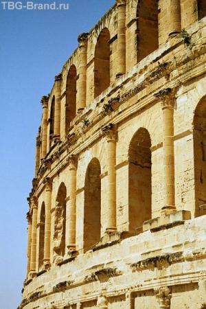 Колизей в Эль Джеме