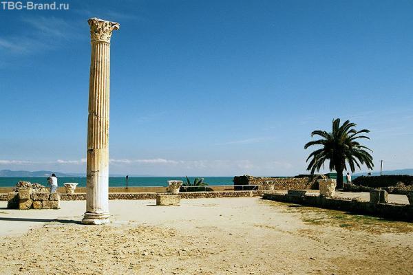 Руины Карфагена - 3