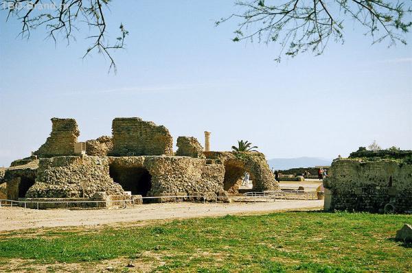 Руины Карфагена - 4