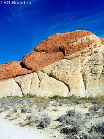 Неподалеку от города, Красный каньон