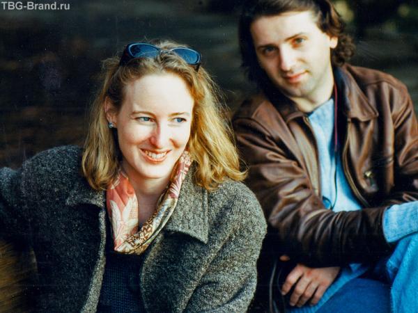 Просто портрет двух счастливых людей.