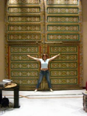 Дверка на веранду