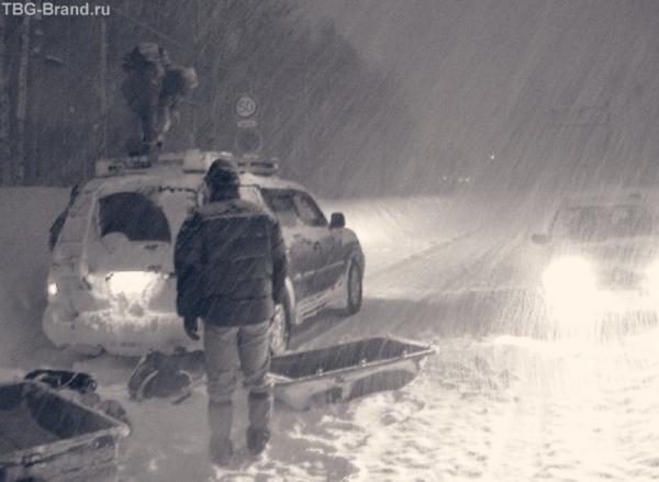 Хоккайдо - третье по снежности место на планете