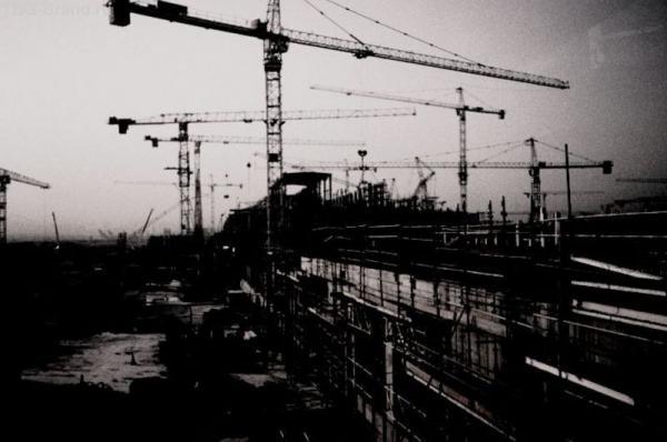 Строительство нового терминала аэропорта в Дубае