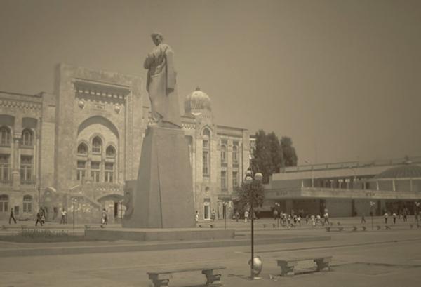 Приезжай ко мне в Баку...